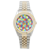 Autism Awareness-Puzzle by Shirley Taylor Watches