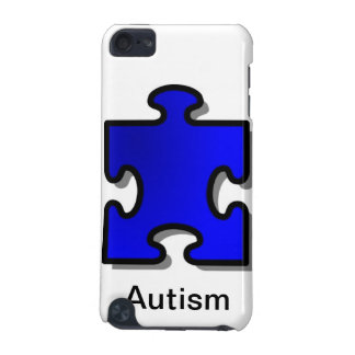 Autism Awareness, puzzle, IPOD SPECK case. iPod Touch (5th Generation) Cases