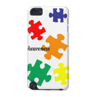 Autism Awareness Puzzle Piece case iPod Touch 5G Cover