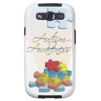Autism Awareness Puzzle Pieces Samsung Galaxy S3 V Samsung Galaxy S3 Cases