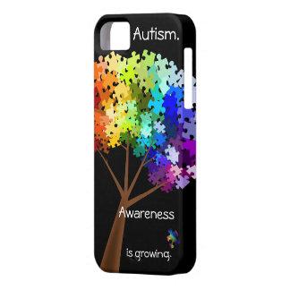 Autism Awareness Puzzle Tree iPhone 5 iPhone SE/5/5s Case