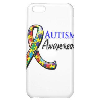 Autism Awareness Ribbon iPhone 5C Cases