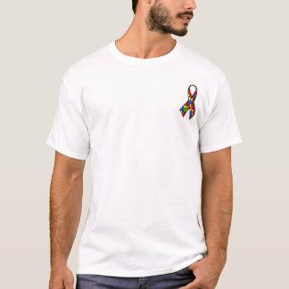Autism Awareness Ribbon Tshirt