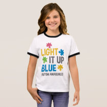 Autism Awareness Shirt : Autism Clothing & gift