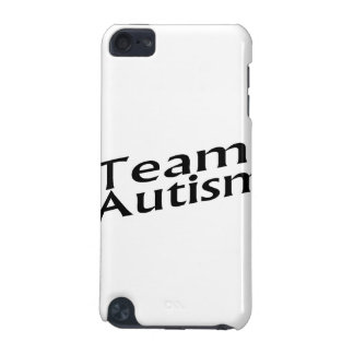 Autism Awareness Speck iPod Case