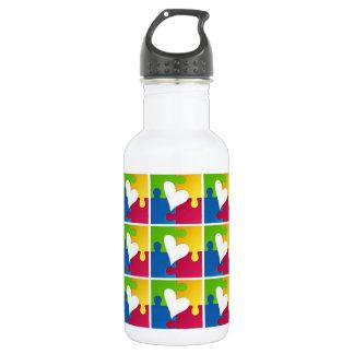 Autism Awareness Sports Water Bottle
