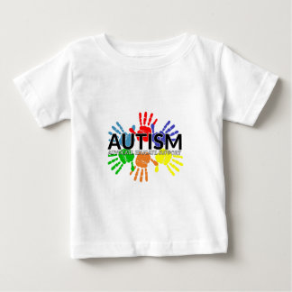 Autism Awareness - Support Educate Advocate Baby T-Shirt