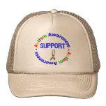 Autism Awareness Support Hat