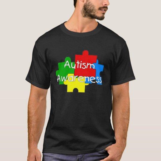 Autism Awareness Tees (dark)