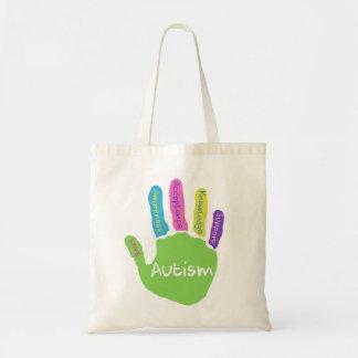 Autism Awareness Tote Budget Tote Bag