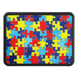 Autism Awareness Tow Hitch Covers