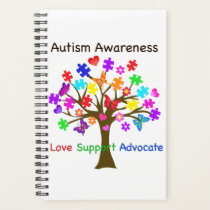 Autism Awareness Tree Planner