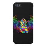 Autism Awareness Tribal iPhone SE/5/5s Cover
