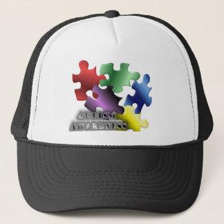 Autism Awareness Trucker Hat