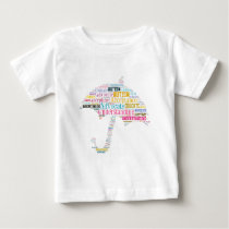 Autism Awareness Umbrella Products Baby T-Shirt