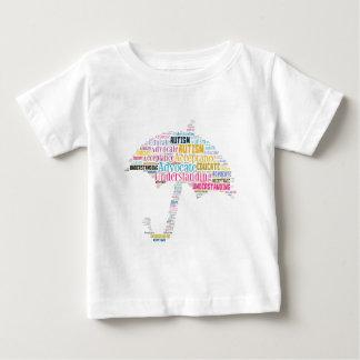 Autism Awareness Umbrella Products Baby T-Shirt