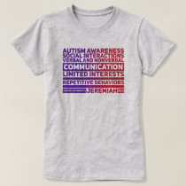 Autism Awareness  - Women's Basic T-Shirt
