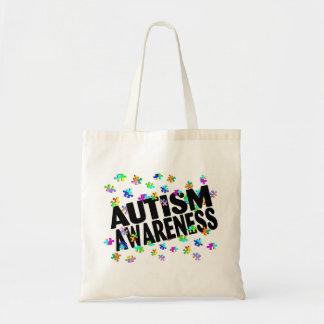 Autism Awarness Tote Bag