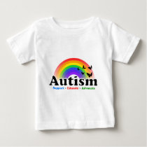 Autism Baby T-Shirt