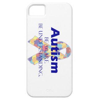 Autism be aware be understanding iPhone SE/5/5s case