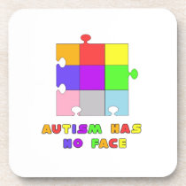Autism Beverage Coaster