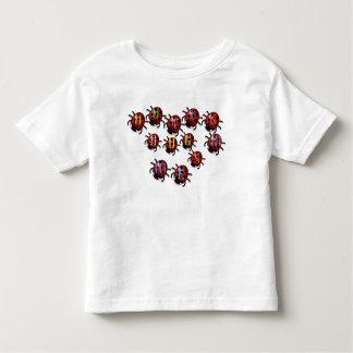 Autism bugs me tee shirt