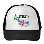 AUTISM Butterfly 3.1 Mesh Hats