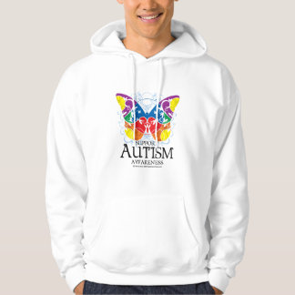 Autism Butterfly Hoodie