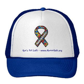 Autism Cap Trucker Hat