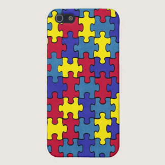 Autism Case For iPhone SE/5/5s