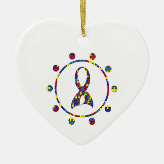 Autism Ceramic Ornament