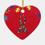 Autism Christmas Ornaments