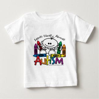 Autism Crayons Tshirt
