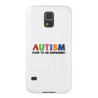 Autism - Dare To Be Different Galaxy S5 Covers