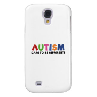 Autism - Dare To Be Different Galaxy S4 Cases