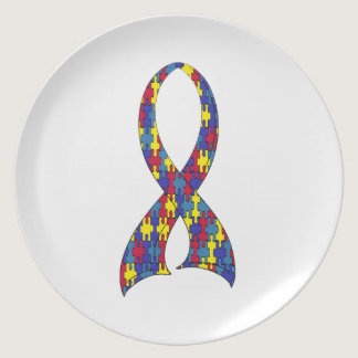 Autism Dinner Plate