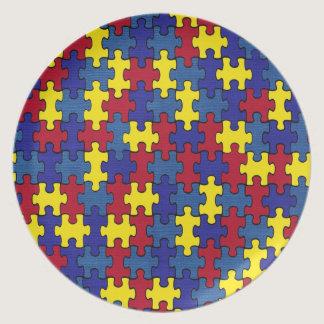 Autism Dinner Plate