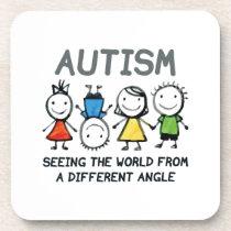 Autism Drink Coaster