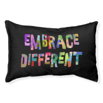 Autism Embrace Different Autism Autistic Pet Bed