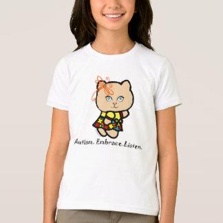 Autism.Embrace.Listen T-Shirt