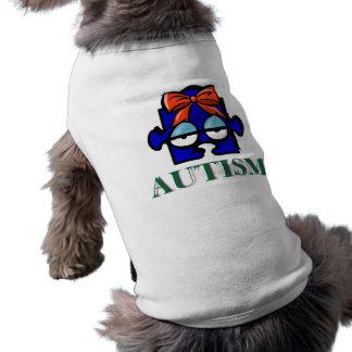 Autism Face Pet Clothing