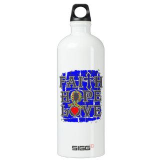 Autism Faith Hope Love SIGG Traveler 1.0L Water Bottle