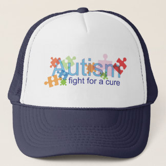 Autism Fight for a Cure HAT