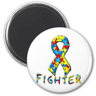 Autism Fighter Magnet