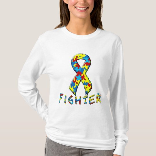 Autism Fighter T-Shirt