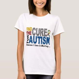 AUTISM Find The Cure 1 T-Shirt