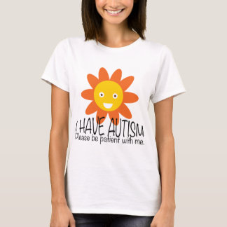 Autism Flower Women's T-Shirt
