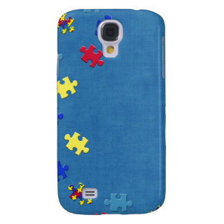 Autism Galaxy S4 Cover