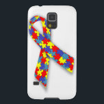"autism gifts case for galaxy s5<br><div class=""desc"">autism gifts. add your own text and or image to this autism awareness ribbon. create your own one of a king custom holiday gift.</div>"