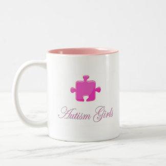 Autism Girls Mug
